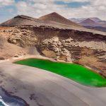 Las playas de Lanzarote protagonistas de agosto en National Geographic