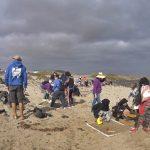 La Reserva de la Biosfera realizó una acción formativa 'Sin huella en entornos naturales' en Famara