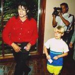 Michael Jackson, un gorila y el traje de mago