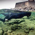 Un documental divulga los 'Secretos de la Marina de Arrecife'