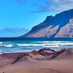 Érase una vez hace 4 millones de años: las avestruces vivieron en Lanzarote