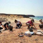 Una nueva investigación arqueológica descubre nuevas estructuras en San Marcial del Rubicón