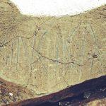 La misteriosa palabra grabada en una de las peñas de Zonzamas